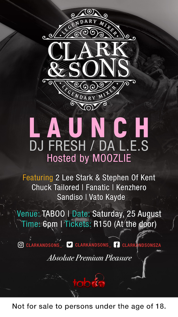 Clark & Sons Launch