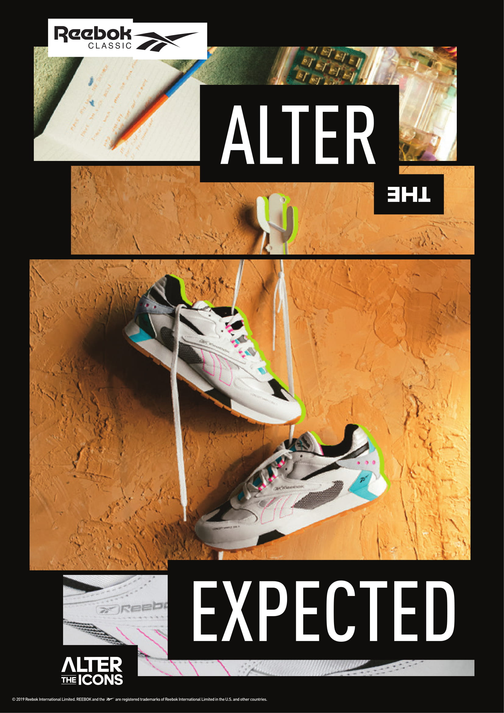 3048afb6b0 Alter Your Path With Reebok's Alter The Icons Range – Le'Afrinique
